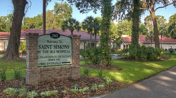 Welcome to Saint Simons By-The-Sea